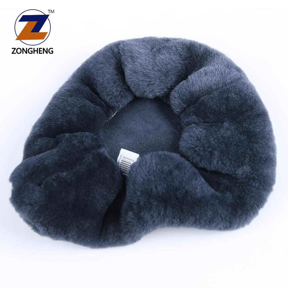 wholesale high quality Australian promotional designer custom sheepskin bicycle bike seat cover