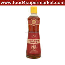 cold pressed pure sesame oil