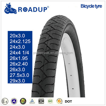 24x3 road bicycle tyre