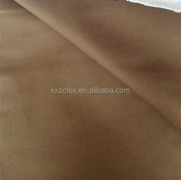 98% cotton 2% elastane stretch pants twill fabric