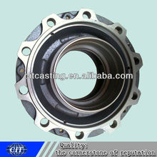 auto grey iron clay sand casting brake drum for auto part