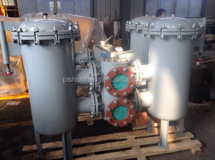 Fabricated Duplex Basket Strainer