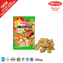 Spicy Flavoured Crisp Rice Chip Snack