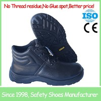 SF705 clean room black horse safety shoes