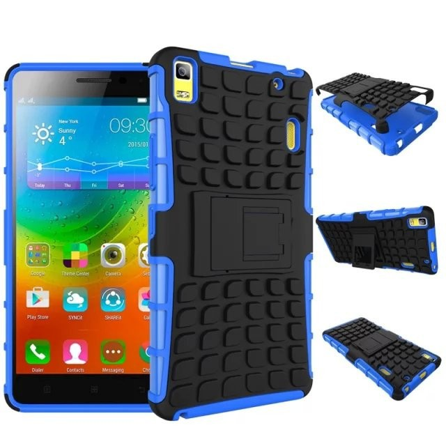 New Design Hybrid Combo Protetive Cover For Lenovo K3 Note Case