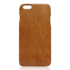 100% eco friendly real cherry wood phone case for iPhone 6 plus