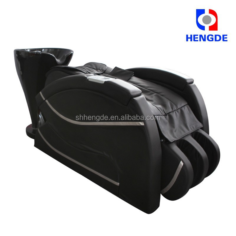 Best quality and price salon professional shampoo massage bed