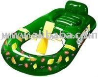 Inflatable pedal boat