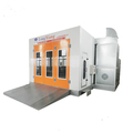 2018 popular product CE car cabinet spray booth oven for sale LY-8700