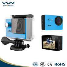 Hot Style Mini Video waterproof action camera comparison