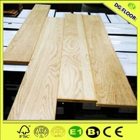 Natural Oak Thin Engineered Wood Flooring, 2-5mm Oak Wood, 10-20mm Overall Thickness