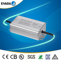 CE CB rohs 220v waterproof power supply constant current 100w led driver