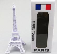 french souvenirs white Eiffel tower wedding gifts