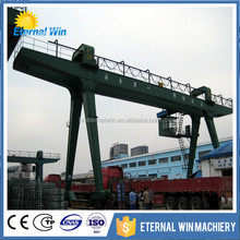 RTG Crane Rubber Type Gantry Crane 200ton for sale