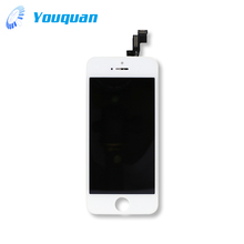 Replacement screen assembly digitizer for iphone 5 5s 5c lcd