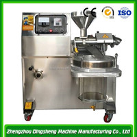D-50 Automatic oil expeller, oil extraction machine for hemp seeds
