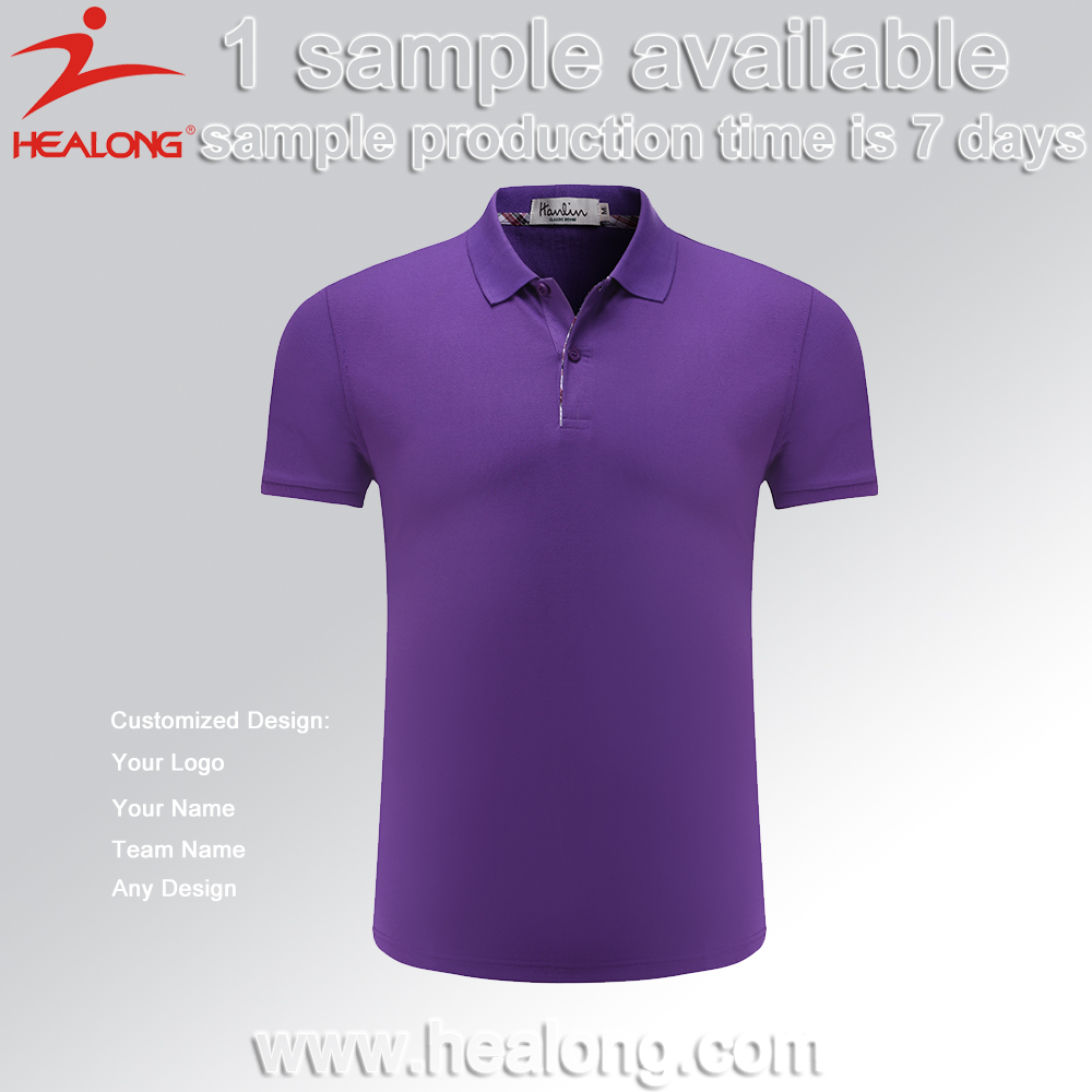 Latest Design Color Combination Bulk Polo T Shirt Wholesale