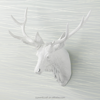 Resin Wall Mounted 3D Artificial Animal