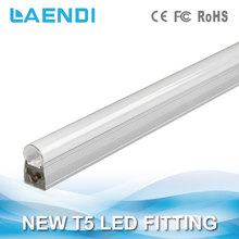 Europe CE RoHS led linear fitting 100-240vac 90cm t5 linear light 14w for office led lighting
