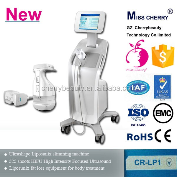 High Intensity Focused Ultrasound best treatment for cellulite focused ultrasound fat removal machine