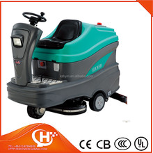 ride-on floor scrubber battery