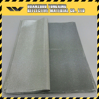 New Products Reflective Material Metallized Pvc Film