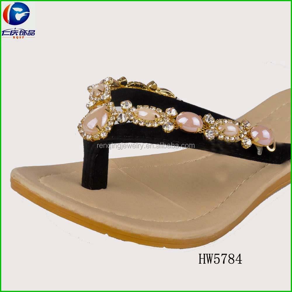gro handel flip flop schuhe mit perlen kaufen sie die. Black Bedroom Furniture Sets. Home Design Ideas