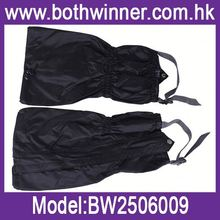 Fashion china supplier h0tLk black gaiters for sale