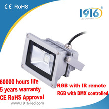 1916 high lumens wholesale LED Spotlight IP65 Waterproof RGB Colour Changing 30w led floodlight,Hot Sale floodlight