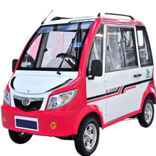 electric motorized tricycle for adults/covered passenger electric tricycle for sale