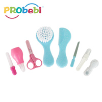 Infant Care Set Baby hair brush sets kids comb and brush kit