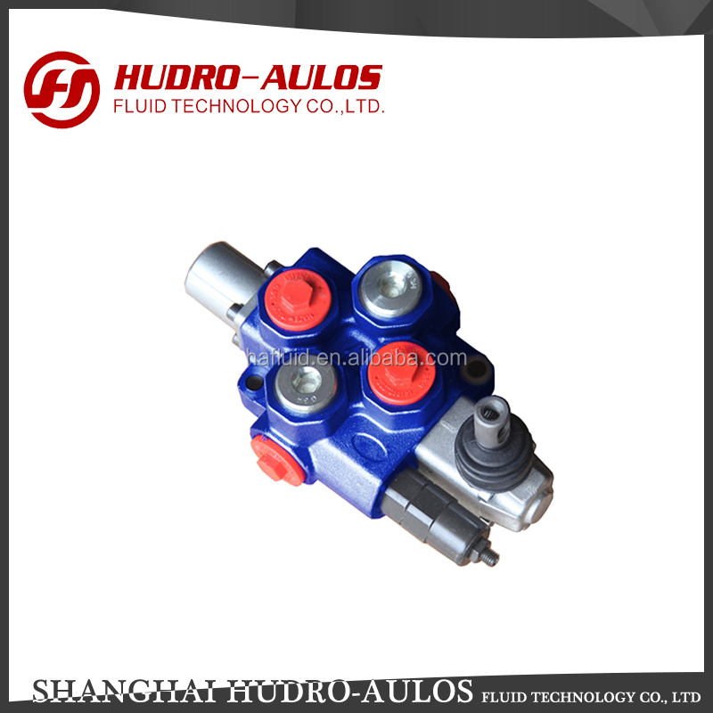 F43 low price Italian SD14 sectional 1 lever hydraulic excavator control valve
