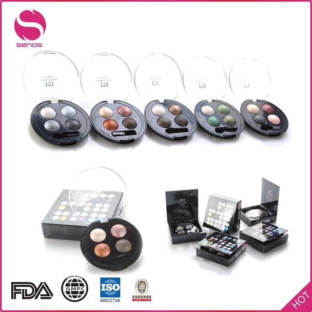 Senos Excellent Quality Makeup Kiss Beauty Cosmetics Eyeshadow Palette