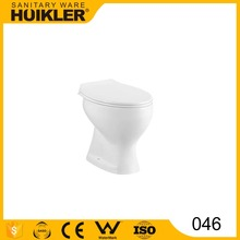 2016 Hottest Colored Ceramic Twyford WC Two Piece Toilet in Foshan 824