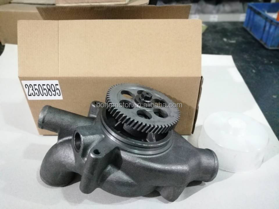 auto cooling parts water pump for CUMMINS 23505895