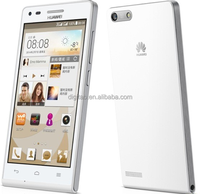 Mobile Phone Huawei Ascend G6 4.5 inch Android 4.3 Qualcomm MSM8212 Quad Core 1.2GHz 1GB/4GB 960 x 540 Huawei G6 Smart Phone