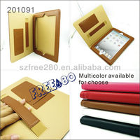 Ultra-Slim Protective Liner Bag Leather Case for iPad 2 3 4