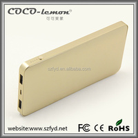 Full capacity shenzhen cheap power bank promotional gift