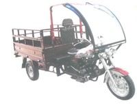 Glass cover 150cc Tricycle