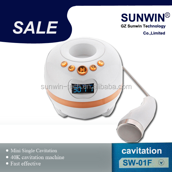 Lipo cavitation ultrasound fat burning for loosing weight slimming machine SW-01F