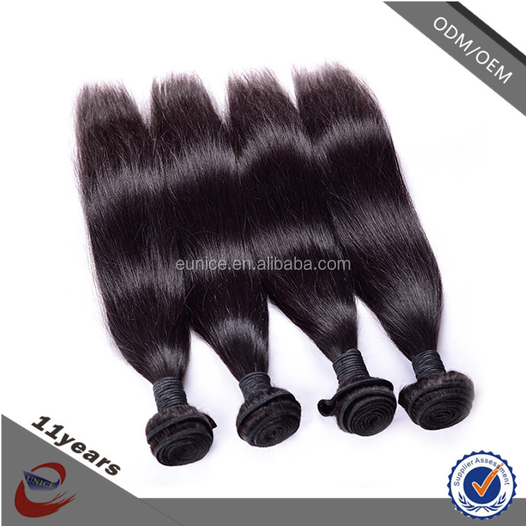 High quality virgin remy beauty elements human hair, lily human hair weave for black women