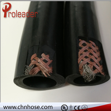 Hydraulic Oil Fuel Rubber Hose DIN Standard Wrapped 1TE