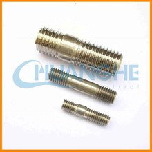 Low cost double ended screw bolt