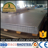 steel factory of 2B finish 316L stainless steel plate weight chart