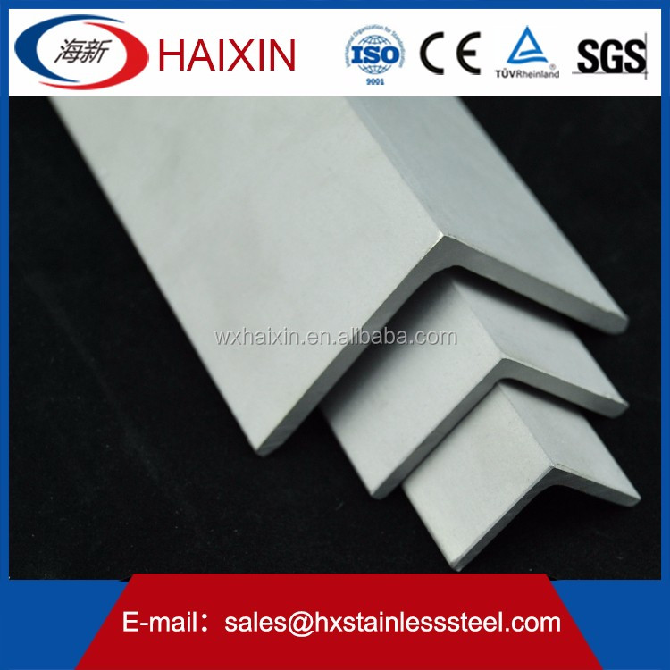 304L stainless steel price per kg/304L angle steel