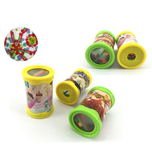 Promotion gift can be customized logo children toy mini kaleidoscope