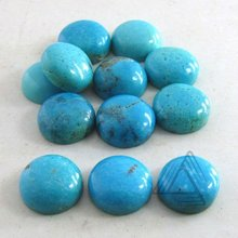 Round Turquoise Gemstone Cabochon, Natural Wholesale Semi Precious & Precious Smooth & Faceted Gemstone