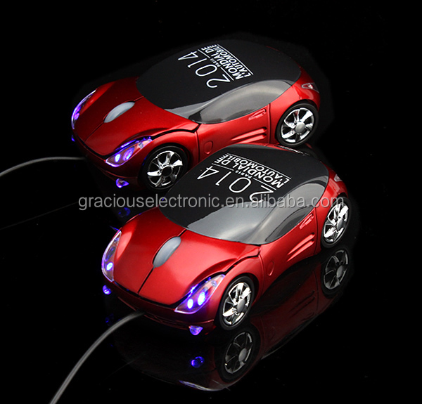 Unique computer accessories cute brand new names car mouse