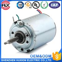 1500RPM 0.25N.m 24v 12v dc motor 80w high torque dc gear motor micro electric motor