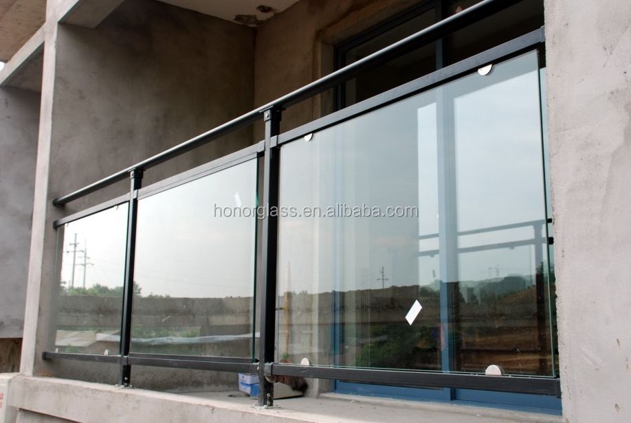 High Quality 6.38mm Laminated Safety Glass For Window and door